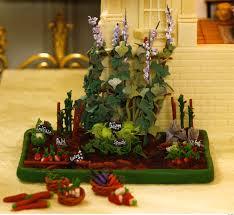 marzipan season white house vegetable garden in marzipan