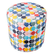 Funky Ottoman 35 Best Ottomans Images On Pinterest Poufs Beanbag Chair And
