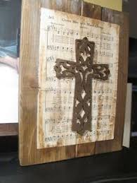 wood crosses for crafts you choose the fabric and wood color for your home or