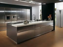 cool modern kitchen stainless steel kitchen island wooden custom full size of kitchen stainless steel kitchen island with white laminated top solid hardwood flooring