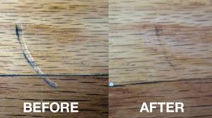 amazing repair scratch hardwood floor iron scratches out of