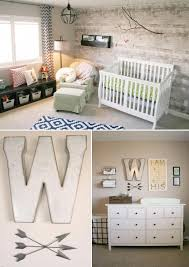 Rustic Nursery Decor Rustic Nursery Colorado Nursery Rooms