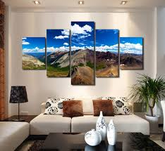 Diamond Furniture Living Room Sets by Online Get Cheap Mountain Painting Aliexpress Com Alibaba Group