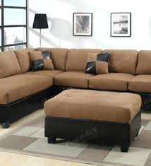 sectional sofas microfiber sectional sofa microfiber sectionals