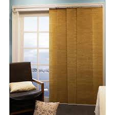 Sliding Panel Curtains Window Treatment Ideas For Sliding Glass Doors Dressing Patio Door