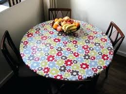 vinyl elasticized table cover fitted vinyl table cloth large vinyl fitted round tablecloth upto 48