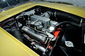 larry gerig s 1958 fuel injection corvette collection to sell at