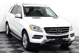 mercedes benz jeep 2015 price 2015 used mercedes benz m class certified ml350 4matic awd suv