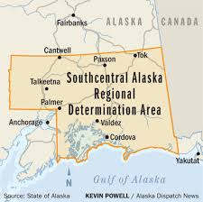 Cordova Alaska Map by State Encourages Small Scale Efforts To Hunt For Oil And Gas In