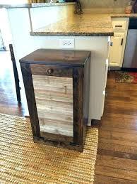 kitchen trash can ideas kitchen trash can ideas kitchen waste bins door mounted garbage