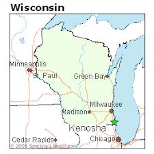 kenosha map kenosha wisconsin cost of living