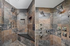 Master Bath Remodel Clay U0026 Mia U0027s Master Bathroom Remodel Pictures Home Remodeling