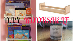 d i y bookshelf ikea spics rack bookshelves youtube