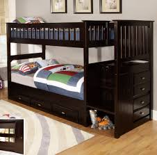 discovery world 2914 tt 904 twin over twin stair bed espresso with