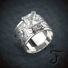 jewellery rings silver images Western jewelry handmade artisan jewelry fanning jewelry jpg