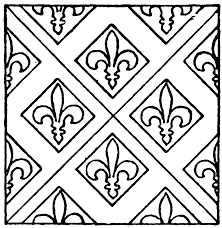 medieval stained glass coloring pages coloring home