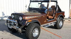 jeep eagle for sale 1979 jeep cj 7 golden eagle t172 houston 2013