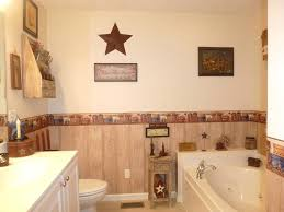 Wallpaper Borders For Bathrooms Bathroom Wallpaper Borders Country Wall Border For U2013 Bathroom Ideas