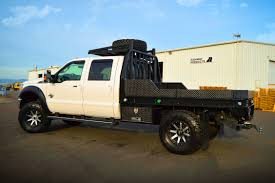 Ford F350 Truck Box - 2015 ford f350 aluminum flatbed in leopard style hpi black w