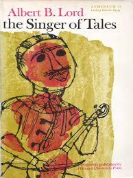 Albert Lord Singer Tales Harvard Stud Bookfi Org