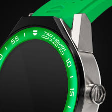 Gray Green Tag Heuer Connected Modular 45 Sbf8a8018 11ft6083 Price Green