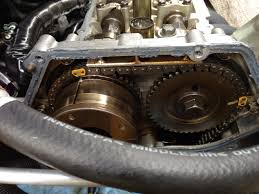 nissan sentra head gasket getting p0300 and p0011 codes after head gasket swap