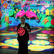 Blacklight Rugs Alexandra Kehayoglou Hand Rugs Landscape Art People Gallery