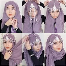 tutorial hijab nabiilabee gorgeous jeweled hijab tutorial by nabiilabee my hijab hijab