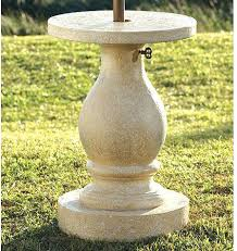 Patio Umbrella Stand Side Table Umbrella Stand Base Base Attractive Patio Umbrella Stands Outdoor
