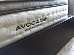 Latex Vs Memory Foam Sleepopolis Avocado Mattress Review Natural Luxury