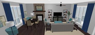 Sample Of Floor Plan by Design Services Designs By Andrea