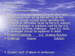 Challenge Reason Modern U S History The War Chapter Ppt