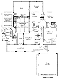 craftsman floor plan floor plans aflfpw07349 1 craftsman home with 3 bedrooms