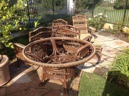 refinishing outdoor furniture