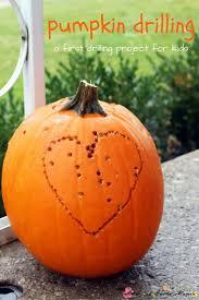 pumpkin drilling sugar spice and glitter