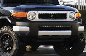 Baja Rack Fj Cruiser Ladder by 2007 2014 Toyota Fj Cruiser X Metal Series Main Grille