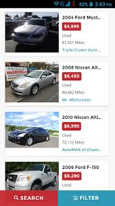 buy used cars in usa android apps on play