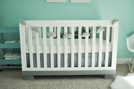 White Convertible Crib Sets by Bedroom White Target Cribs With Dark Pergo Flooring And White