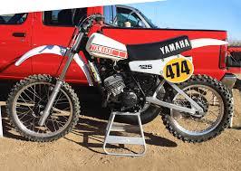 yamaha ow 40 1979 bob hannah moto da cross anni u002770 u002780