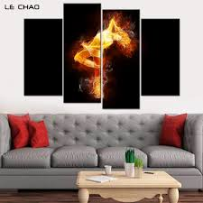 modern dance poster promotion shop for promotional modern dance girl dancing painting canvas picture for living room modular picture home decor abstract painting wall art posters drop shipping