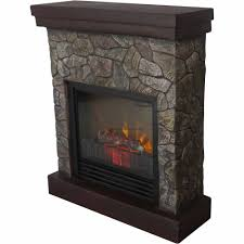 decoflame electric fireplace w 28