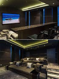 Small Basement Ideas On A Budget Best 25 Home Theater Lighting Ideas On Pinterest Entertainment