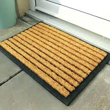Exterior Door Mat Front Doors Door Design Monogrammed Doormat Indoor Outdoor Mats