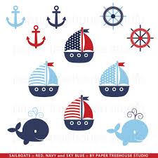 nautical baby shower clipart 66