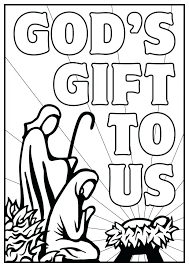 Free Printable Nativity Coloring Pages Nativity Coloring Pages In Free Printable Nativity Coloring Pages