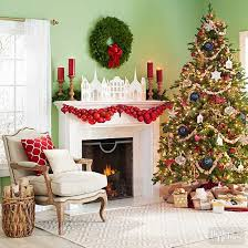 how to decorate a christmas tree from better homes u0026 gardens