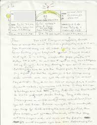 dennis rader btk killer handwritten letter and envelope the