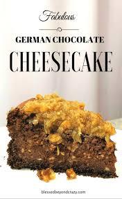 best 25 german chocolate cheesecake ideas on pinterest german