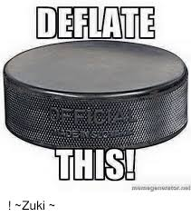 Hockey Meme Generator - deflate this memegenerator net zuki hockey meme on sizzle