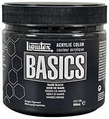 buy liquitex 4608335 8oz basics acrylic paint color red oxide
